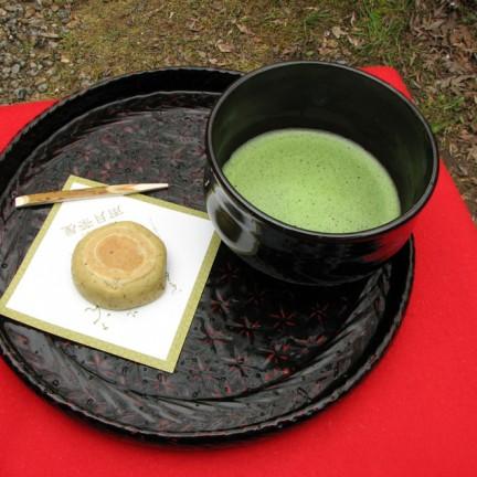 Japanese Tea Ceremony in Kyoto