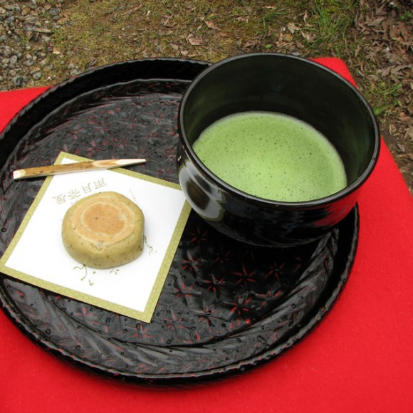 Japanese Tea Ceremony in Kyoto