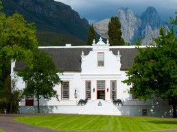 Lanzerac Wine Estate Stellenbosch