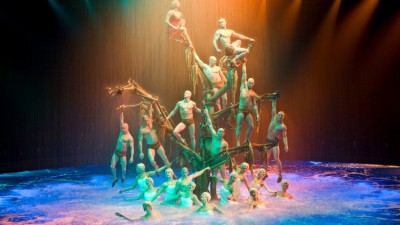 Experience Le Rêve at the Wynn Resorts