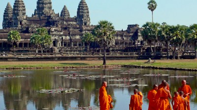 Visit Angkor Wat: The Lost City