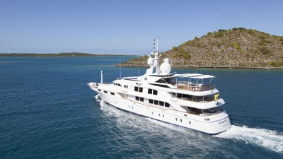 Stepping Ashore in Martinique – a Superyacht Charter Destination
