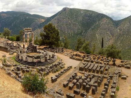 Mount Parnassus Delphi 5