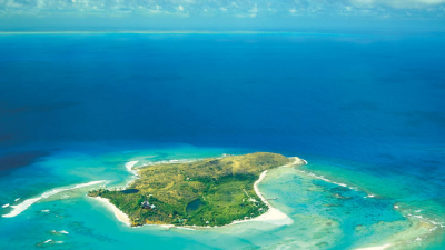 Necker Island: Pleasure and Privacy