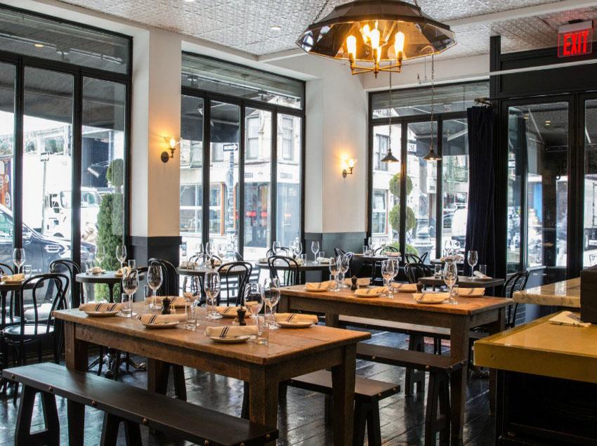 Italian Restaurants In Nyc: Italian Comfort Food At Galli Restaurant In NYC