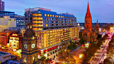 Wellness Hotels Westin: Melbourne