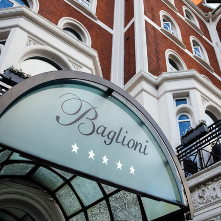 Baglioni Hotel London Luxury Stay