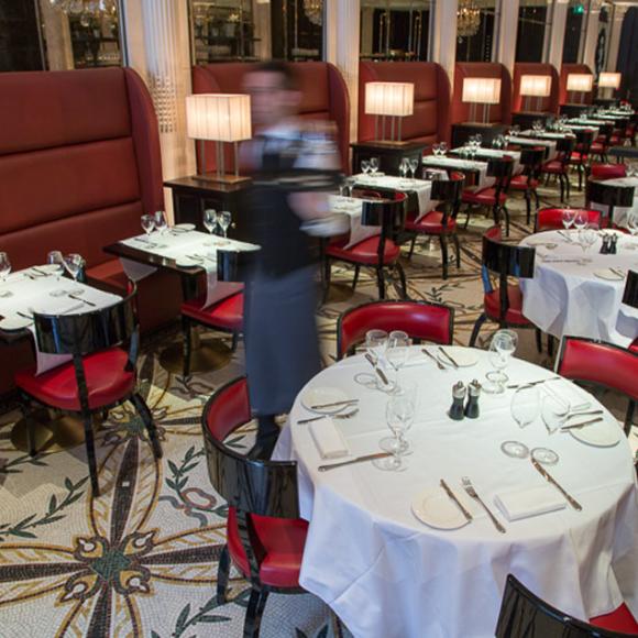 Brasserie Chavot London Fine Dining