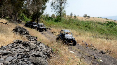 Golan Heights ATV Tour: Discover the Delights