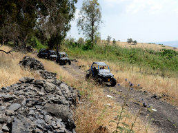 Golan Heights ATV Tour Israel