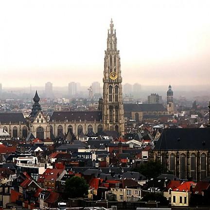 Luxury in Brussels: Antwerp Diamond District