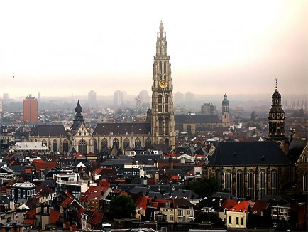 Luxury in Brussels: Antwerp Diamond District