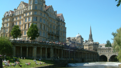 What to do in Bath on a Beautiful Day