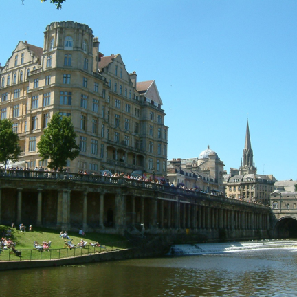 What to do in Bath England