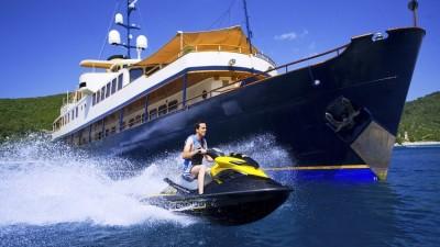 Experience Croatia aboard 1952 Classic Superyacht