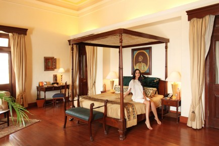 Ananda Spa India Cover