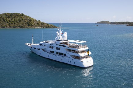 MY starfire superyacht