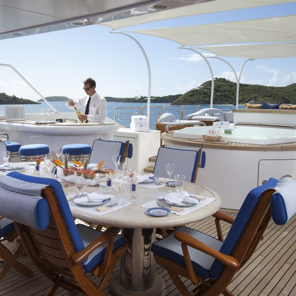 Fabulous Themed Suppers for your Superyacht Soiree 1 mystarfire